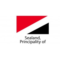Sealand Principality  Flag sticker die-cut decals