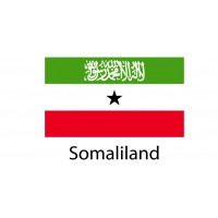 Somaliland Flag sticker die-cut decals