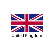 United Kingdom Flag sticker die-cut decals