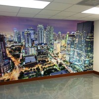 Wall Wraps & Floor Graphics
