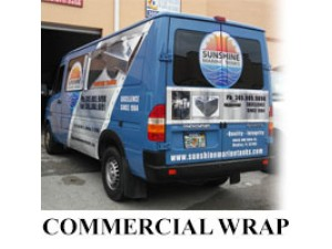 Commercial wrap