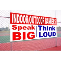 Outdoor / Indoor Banners