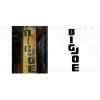 Big Joe Forklift  Decals