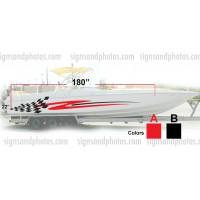 Boat Graphic 10003
