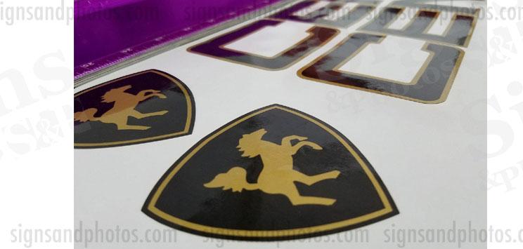 Century Boat Logo And Emblem 2 Colors