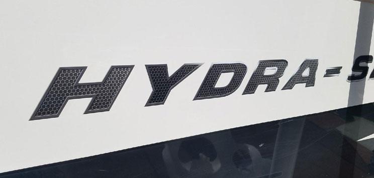 Hydra Sports Decals