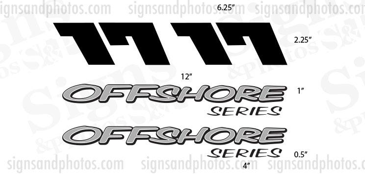 Offshore Serie 17 (Cape Horn)