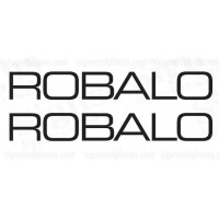 Robalo Decal Set