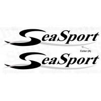 Sea Sport 21in x 4.25in