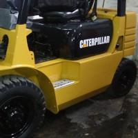 Caterpillar Vinyl Decal Emblem Logo