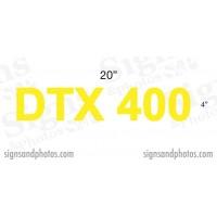 DTX400