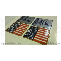 DONZI Flags Decals