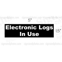 Electronic Logs in Use