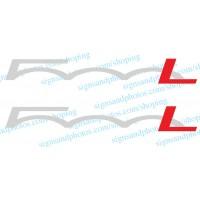 Fiat500L   Logo Decal