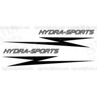 Hydra-Sports   Decals