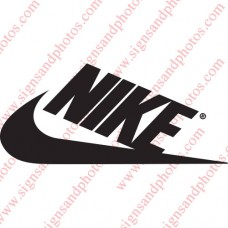 """22"""" Nike  Decal Sticker Vinyl Check logo- Any Color!"""