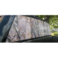 Camouflage  Rear Window
