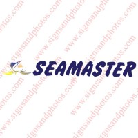 SEAMASTER DECAL