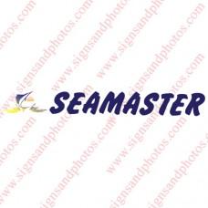 SEAMASTER DECAL