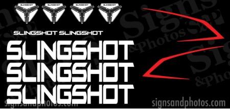 Slingshot Decals kit