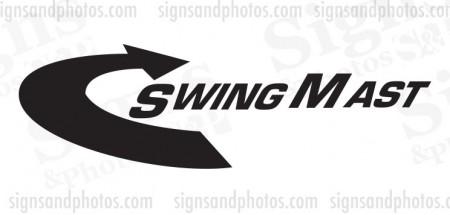 DREXEL  Landoll SwingMast Decals