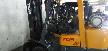 TCM 30 Decal KIT