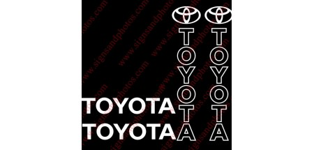 Toyota Decal Kit