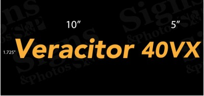 Veracitor 40VX