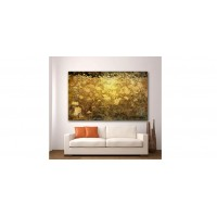Wall Glass Art Abstract