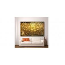 Wall Glass Art Abstract