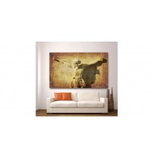 Wall Glass Art Jesus